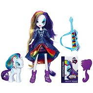 My Little Pony Equestria Girls with a pony - Rarity - Doll
