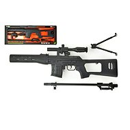 Teddies sniper rifle with sound and light - Toy Gun