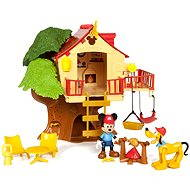 Micro Trading Mickey Mouse Tree House - Play Set
