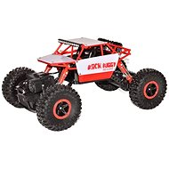 Wiky Rock Buggy - Red Scarab Car - RC Model