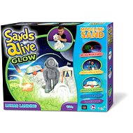 Sands Alive! Set Landing on the Moon - Play Set