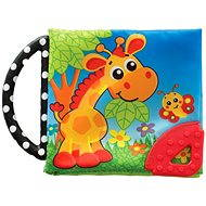 Playgro - Animal book with animals - Interactive Toy