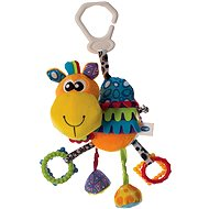 Playgro Carly the Camel - Interactive Toy