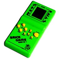 Teddies Brick Game Tetris - green - Game Console