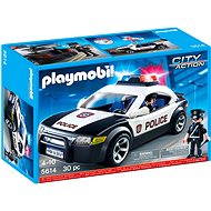 Playmobil 5614 Police Patrol Car - Building Kit