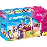 Playmobil 6855 Royal stables - Building Kit