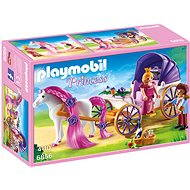 Playmobil 6856 Royal Couple with Coach - Building Kit