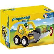 Playmobil 6775 1.2.3. Excavator - Toddler Toy