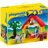 Playmobil 6786 Christmas Manger - Toddler Toy