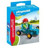 Playmobil 5382 Baby boy with pedal car - Building Kit