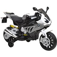 BMW baby bike - white-gray - Electric Motorcycle