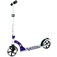 Authentic Sports Purple / White - Folding Scooter