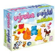 Production of soaps - Animals - Creative Kit