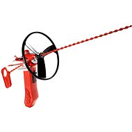 Airplane with draw cord - Firefighter Dusty - Play Set