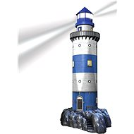 Ravensburger Lighthouse in the Surface - Night Edition 3D - Puzzle