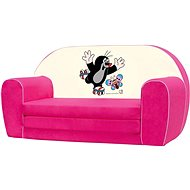 Bino Mini-pink sofa - Little Mole - Kids' Furniture