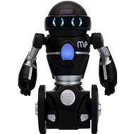 WowWee - MIP Black and Silver - Robot
