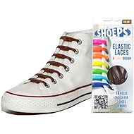 Shoeps - Silicone brown laces - Lace Set