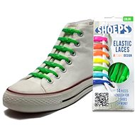 Shoeps - Silicone laces green - Lace Set