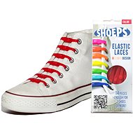 Shoeps - Silicone laces red - Lace Set