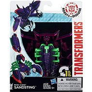 Transformers - Minicone Transformation in 1 Step Sandsting - Figure