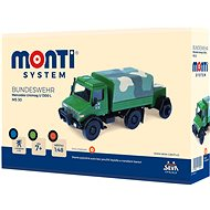 Monti system 30 - Bundeswehr Mercedes Unimog scale 1:48 - Building Kit