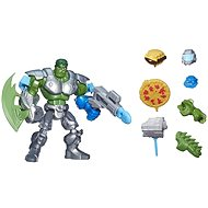 Avengers - Hulk with a pulling body - Figure
