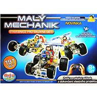 Small Mechanic - Car to Control - Building Kit