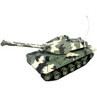 Tank control with belts - RC Model