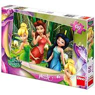 Dino Fairies - The Bell - Puzzle