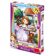 Sofia the First: Pets - Puzzle