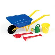 Plastic wheel with accessories - Sand Tool Kit