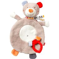 Nuk Fun Forest - Deck with teething Méďa - Plush Toy