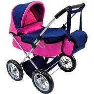 Bino Doll buggy with a bag - Doll Stroller