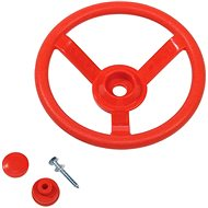 CUBS steering wheel to playground - red - Playset Accessories