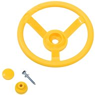 CUBS steering wheel pedal - yellow - Playset Accessories