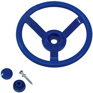 CUBS steering wheel to the children's playground - blue - Playset Accessories