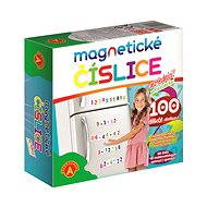 Magnetic numbers on the fridge - Play Set