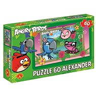Angry Birds Rio - As in the picture of 60 pieces - Puzzle