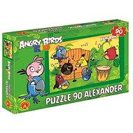 Angry Birds Rio - In the samba rhythm 90 pieces - Puzzle