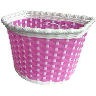 Plastic girl basket for bicycle - Bike Basket