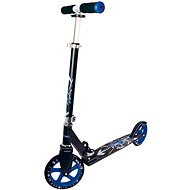 Authentic Sports Black / Blue - Folding Scooter