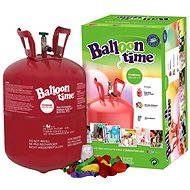 Balloon time Helium Cannister + 30 Balloons - Play Set