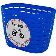 FirstBike basket blue - Bike Basket