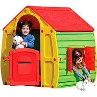 Magical little house with red roof - Kids' Playhouse