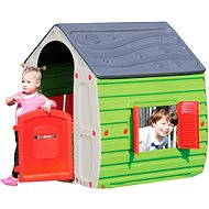 Magical house with a grey roof - Kids' Playhouse