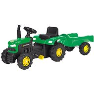 Pedal tractor with cart - Pedal Tractor