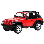 Auto Jeep RtG red - RC Model