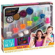 Style me up - Shining nails in the dark set - Beauty Set
