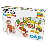 Large fire station - Play Set